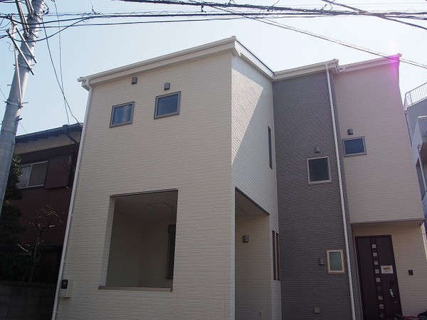 逗子市桜山4丁目 新築戸建 3750万円