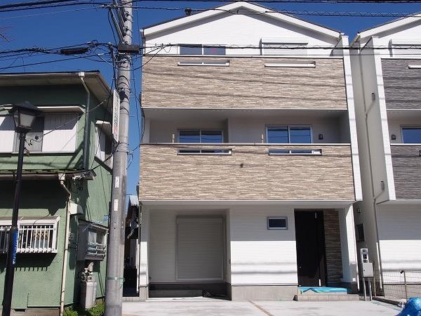 逗子市桜山3丁目 新築戸建 1号棟 3930万円