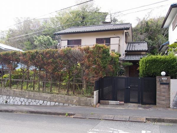 パーク・ド葉山四季旧分譲地内 売地 2700万円