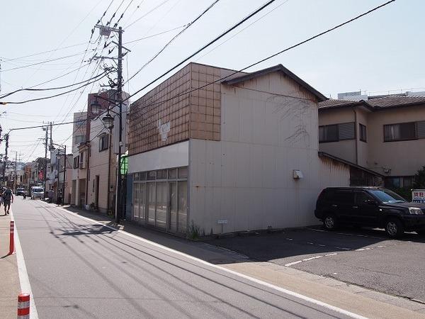 なぎさ通り商店街売地 13,000万円