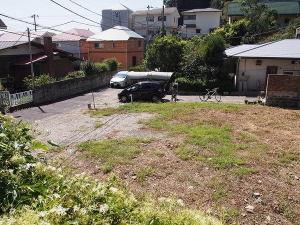 久木4丁目 売地(建築条件無し)